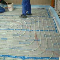 Jak funguje elektrické podlahové topení
