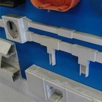 Povrchová montáž vodičů a kabelů